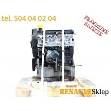 SILNIK K9K 768 RENAULT CLIO III MODUS 1.5 DCI 68KM