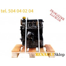 SILNIK K9K 714 KANGOO CLIO II III 1.5 DCI 68KM