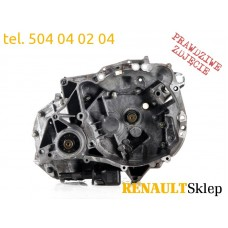 SKRZYNIA BIEGÓW RENAULT CLIO II 1.2 16V JB1513