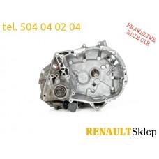 SKRZYNIA BIEGÓW RENAULT CLIO I 1.2 1.4 JB1046