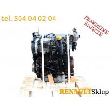 SILNIK F9Q 736 MEGANE SCENIC I 1.9 DTI 72 kW 98 KM