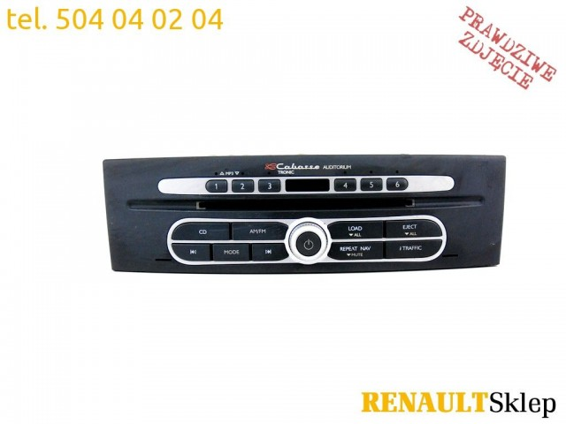 radio cd mp3 navi cabasse renault laguna ii lift. Black Bedroom Furniture Sets. Home Design Ideas