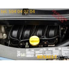 SILNIK 1.6 16V K4M 794 RENAULT MODUS CLIO III