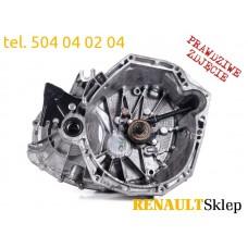 SKRZYNIA BIEGÓW RENAULT KANGOO III 1.5 DCI TL4B000