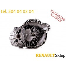 SKRZYNIA BIEGÓW RENAULT ESPACE IV 2.2 DCI PK6011
