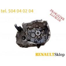SKRZYNIA BIEGÓW RENAULT CLIO III IV 1.2 16V JH3128