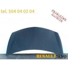 MASKA POKRYWA SILNIKA CLIO III 05-09r NV676