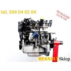 SILNIK K9K 636 MEGANE SCENIC III 1.5 DCI 110KM