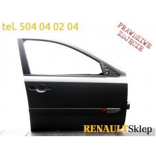 DRZWI PRAWE PRZEDNIE PRZÓD RENAULT LAGUNA II NV603