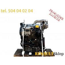 SILNIK F8T F9Q 744 MEGANE SCENIC I 1.9 DTI 80KM