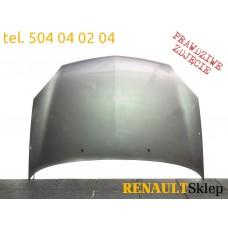 MASKA POKRYWA SILNIKA RENAULT CLIO II LIFT NV603